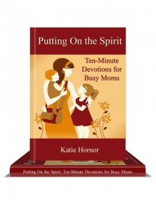 #puttingonthespirit #busymomdevos