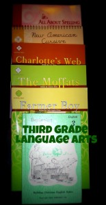 Third Grade Curriculum Language Arts