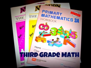 Third Grade Curriculum Math