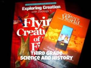 Third Grade Curriculum History and Science