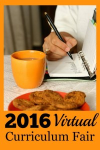 Encouraging Curiosity Virtual Curriculum Fair