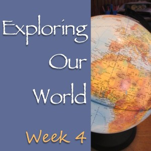 VCF Exploring our world