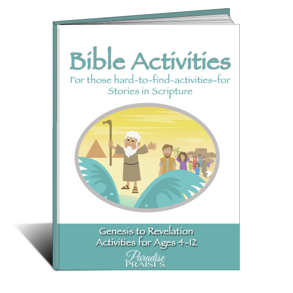 Bible Activities Genesis to Revelation